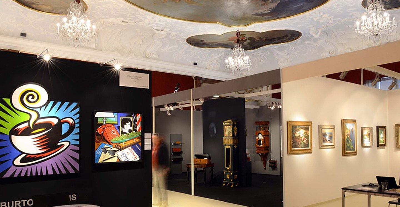 7704bf433e9deb Kunst- und Antiquitätenmesse Salzburg (Foto Zeininger