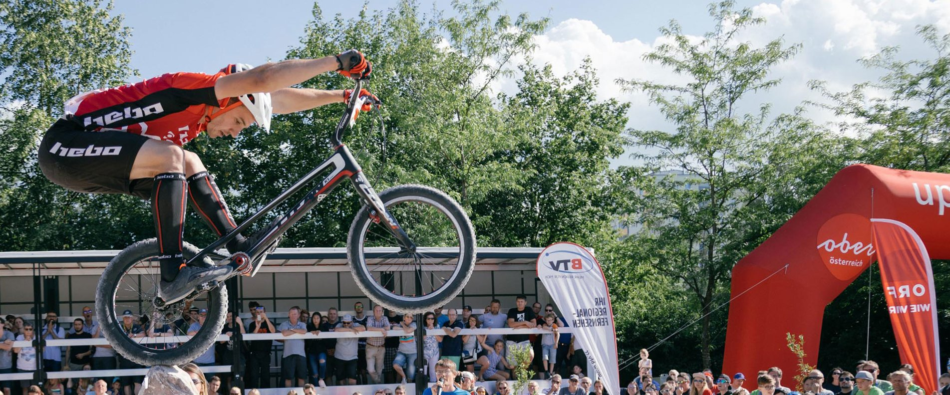 UCI Trials World Cup | © Ulrike Mayrhuber