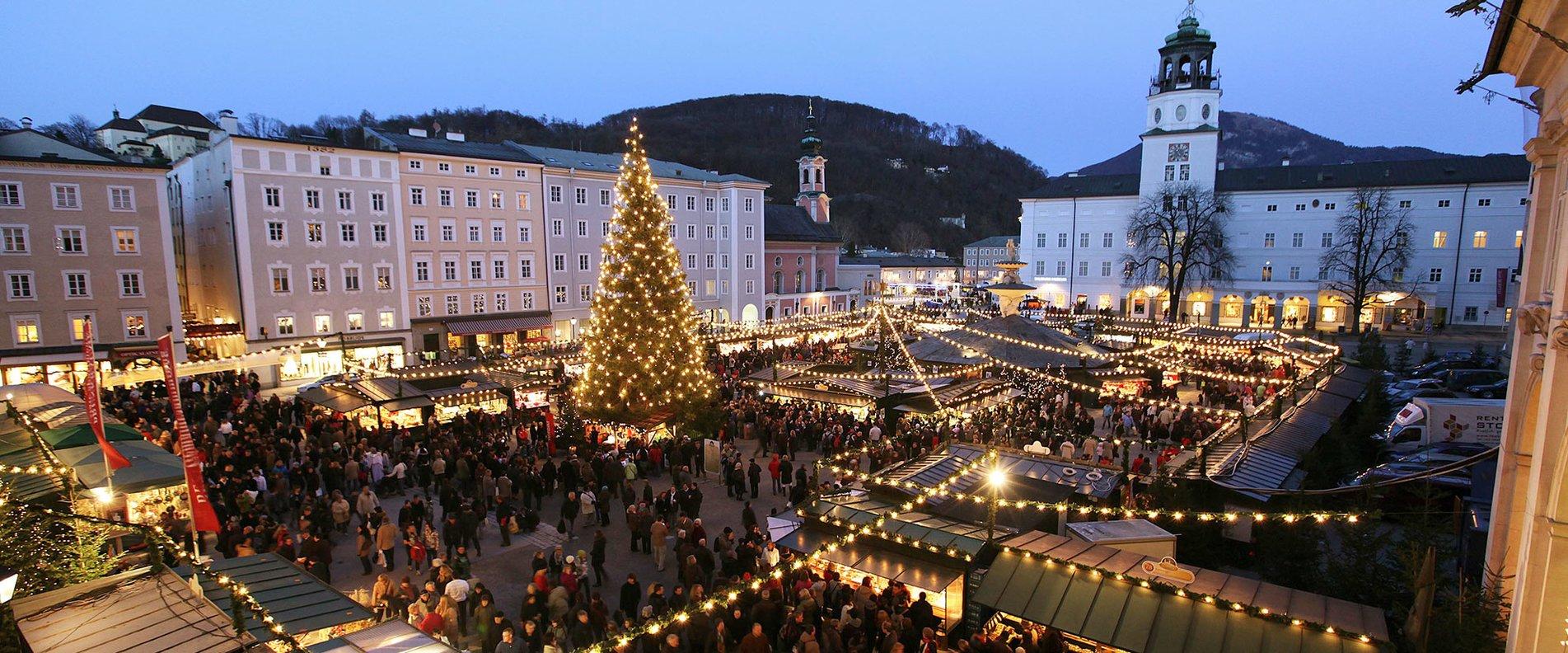 weihnachtsmarkt salzburg 2019